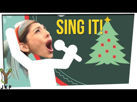 SingStar Battle | CHRISTMAS EDITION!