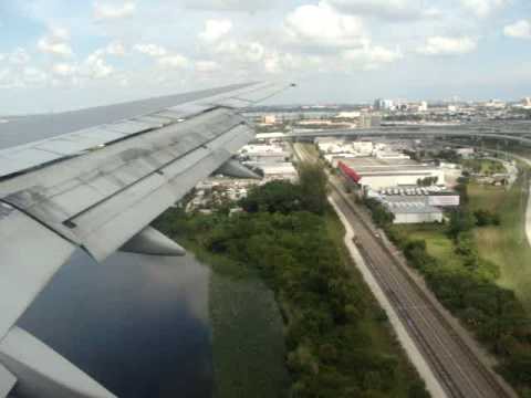 flying into palm beach international airport,after a great nashville trip!!!!!