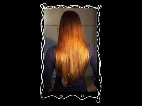 2-х фазное ламинирование волос желатином. Восстановление Волос. мой уход за волосами :) by AnaLisboa