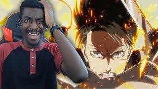 THE FOUNDER'S TITAN TRANSFORMATION! Attack on Titan Season 3 Live Reaction! (Episodes 7 - 8)