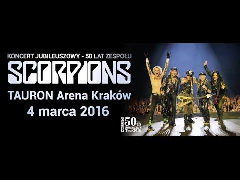 SCORPIONS - Koncert W Krakowie