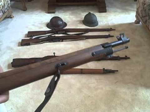 British.Finnish.French rifles of ww2