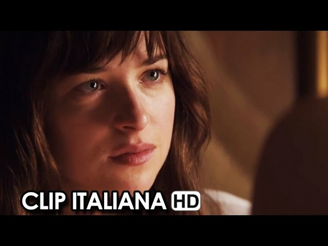 Cinquanta sfumature di grigio CLIP 'Illuminami allora' (2015) - Dakota Johnson, Jamie Dornan HD