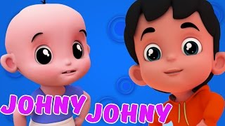 Johny johny ja papa | Lieder für Babys | Johny Johny Yes Papa | Kids & Baby Rhymes | Children Songs