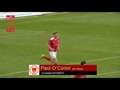 Goal: Paul O'Conor (vs Limerck 07/10/2017)