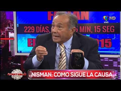Rodríguez Sáa habló del caso Nisman