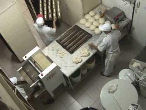 Projeto de padaria pequena