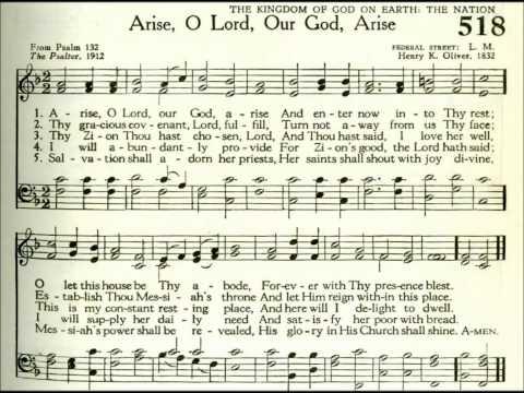 Бёрд Уильям - Arise Lord into thy rest