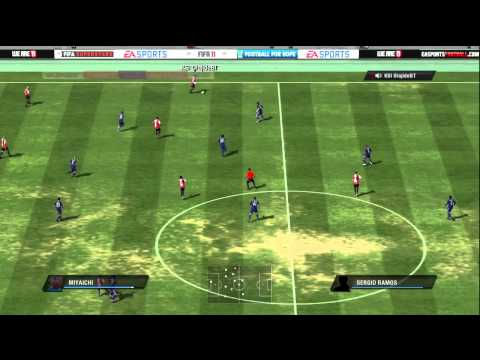FIFA 11 | You Pick I Play | Feyenoord Vs Real Madrid