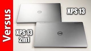Dell XPS 13 (9360) or Dell XPS 13 2in1 (9365)
