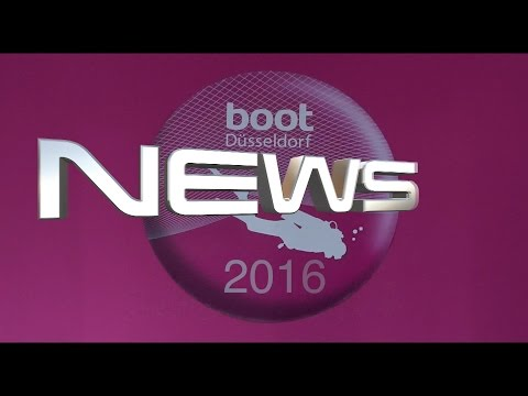 PDIA News BOOT 2016 - AQUA MARINE DIVING Koblenz