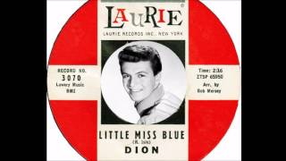 Watch Dion Little Miss Blue video