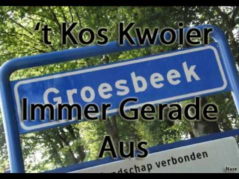 't Kos Kwoier - Immer Gerade Aus