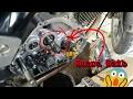 Suara Aneh di mesin SUZUKI Satria F150