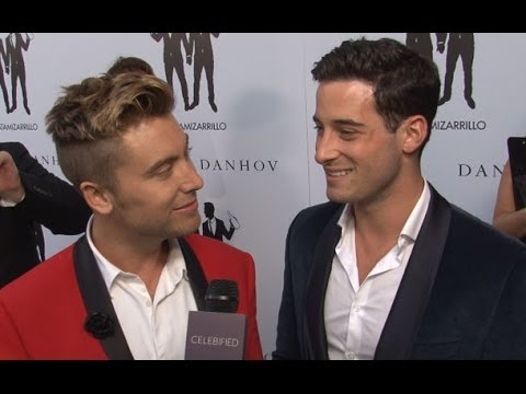 Lance Bass Talks Wedding Special on E!