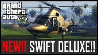 Gta 5 Buckingham Swift Deluxe Showcase