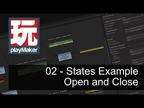 02 - States Example 2 - Open and Close