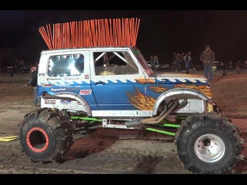 Twittys Mud Bog | Truck Pulls