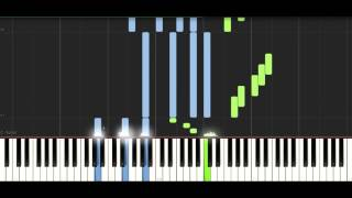 Tobu - Life - PIANO TUTORIAL