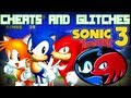 sc cheats & glitches: sonic 3 & knuckles - debug & level select  Picture