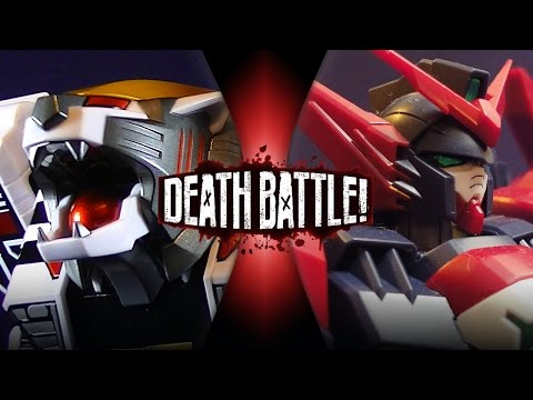 Tigerzord VS Gundam Epyon | DEATH BATTLE! | ScrewAttack