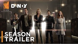 The Librarians Season 1 - Trailer