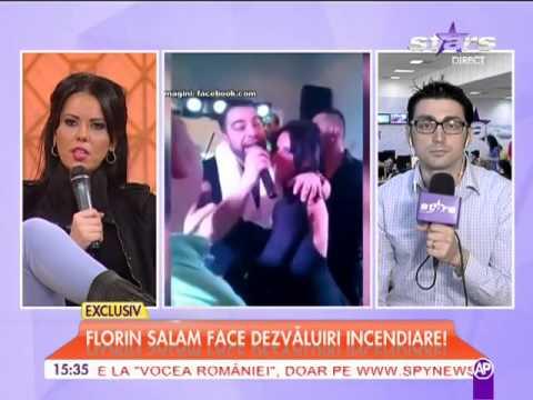 Florin Salam Pleaca Din Emisiune de la Bahmuteanca 2014