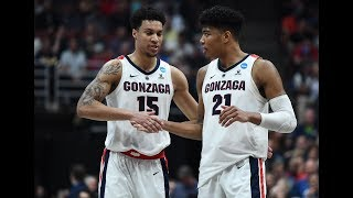 NBA Draft: Rui Hachimura and Brandon Clarke's top NCAA tournament highlights