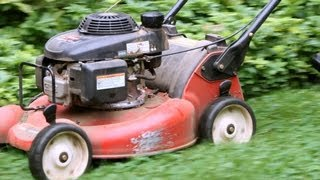 5 Grass Cutting Tips | Lawn & Garden Care
