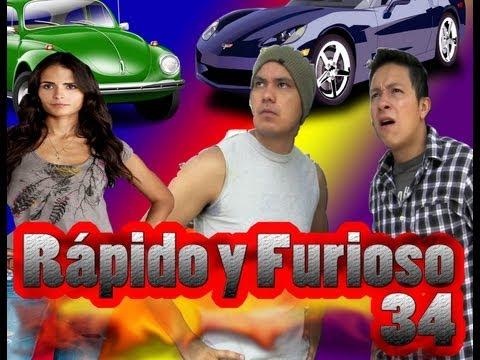 Rapido Y Furioso (parody) video
