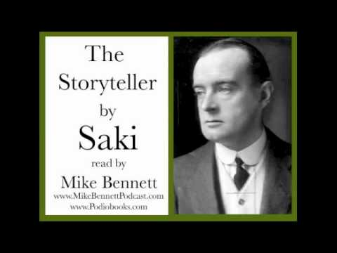 The Storyteller by Saki