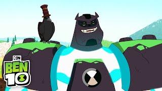Ben 10 | A Natural Alliance | Cartoon Network