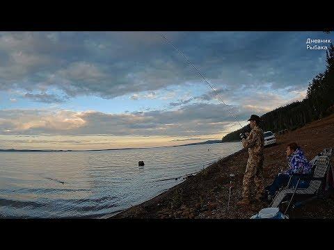 Ночная рыбалка на леща в Июле Братское водохранилище