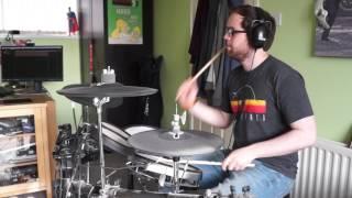download lagu Nickelback - Feelin' Way Too Damn Good Drum Cover gratis