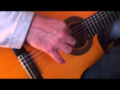 Miguel Espinoza Guitar Lesson