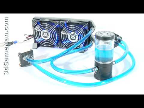#1056 - Aragon 900 Water Cooling System Video Review