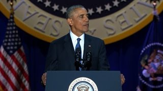Obama: You made me a better president