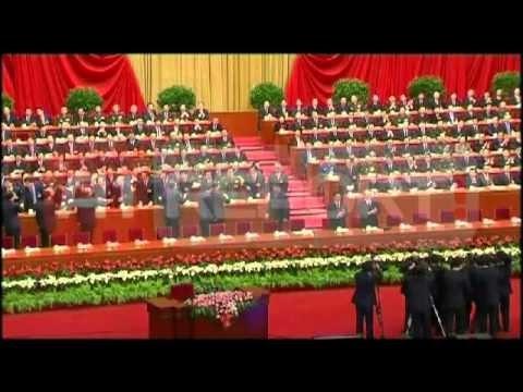 Pekin, nis Kongresi i Madh, Hu Jintao: Të denoncohet korrupsioni