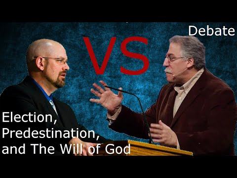 Dr. Michael Brown vs. Dr. James White on Predestination, Election, and the Will of God