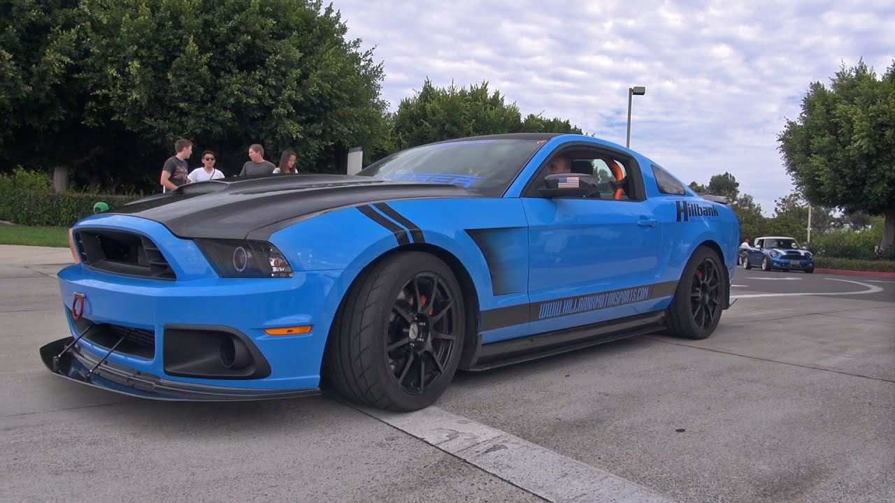 Ford Mustang Shelby GT500 SVT - Sound! - YouTube