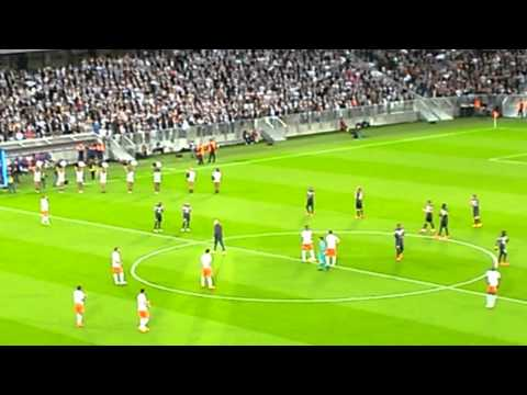 Bordeaux Montpellier engagement z.zidane