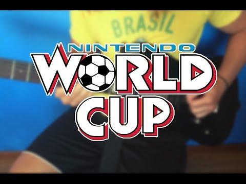 Kazuo Sawa - Nintendo World Cup - Match 4-6