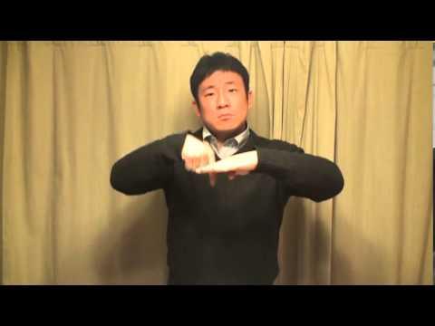 リケットロバート 和光大学で初の授業! 日本手話でろう文化を論じる(小野広祐先生) リケ...