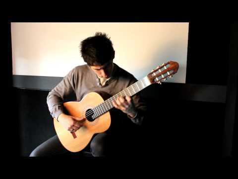 0 Bach Gigue (Classical Guitar) by Jesse L