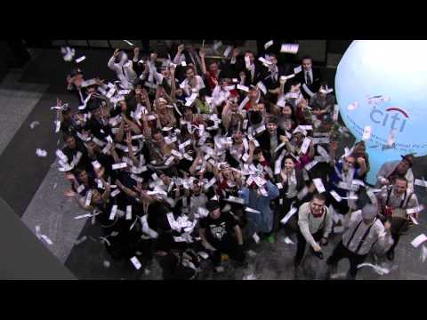 Lipdub Citibank International PLC
