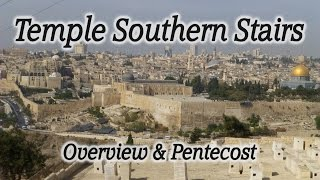 Video: Temple Mount (Southern Rabbi stairs) - HolyLandSite
