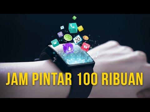 5 Smartwatch Terbaik Dengan Harga 100 Ribuan