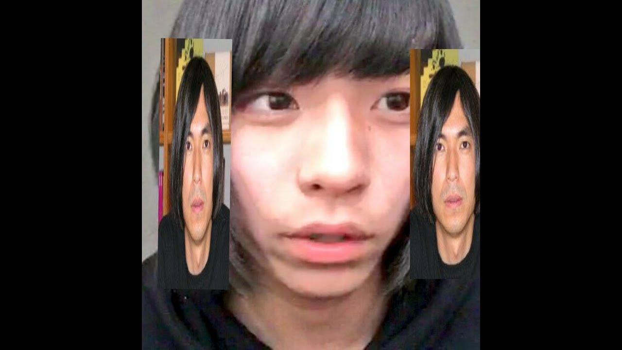 銀シャム 男
