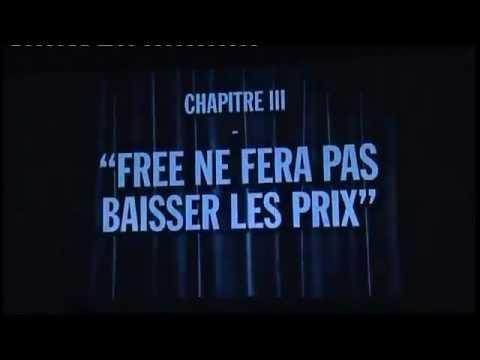 Vidéo d'introduction de la conférence de Free Mobile du 10 janvier 2012