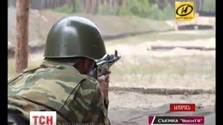 Білорусь влаштувала військові навчання на кордоні із Україною - (видео)